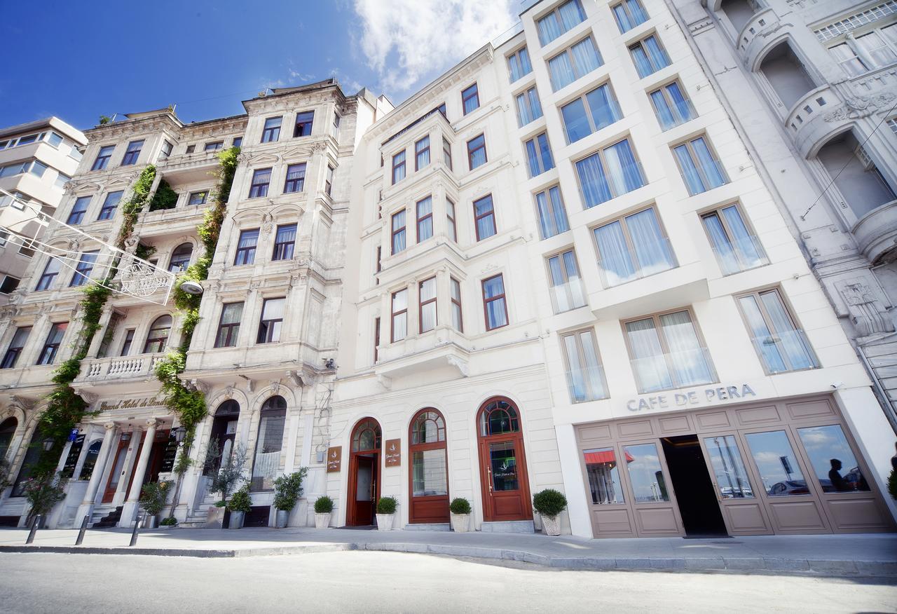 Grand Hotel de Pera hotel