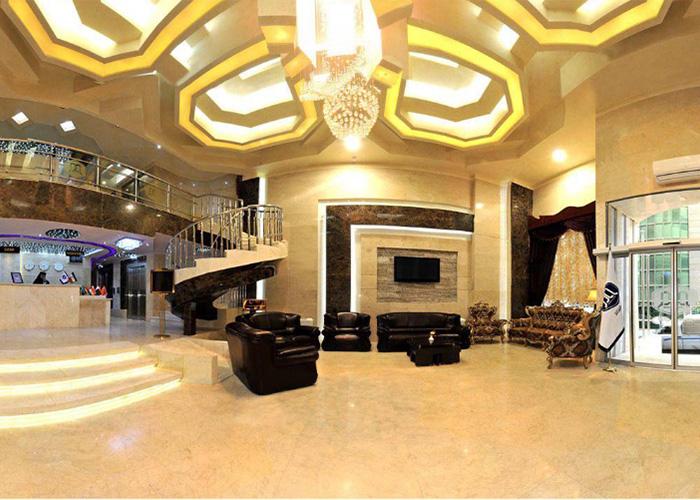 هتل آپارتمان مرمر مشهد