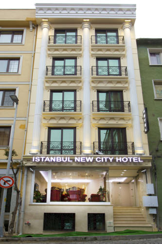 New City Istanbul hotel