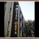 Orya Istanbul hotel