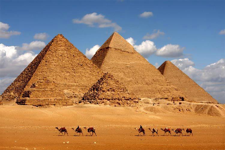 کرونا یک میلیارد دلار به گردشگری مصر خسارت وارد کرد