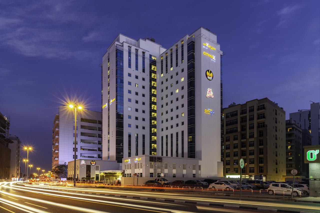 City max albarsha hotel