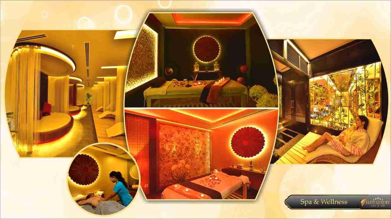 Elite Luxury Suite & Spa