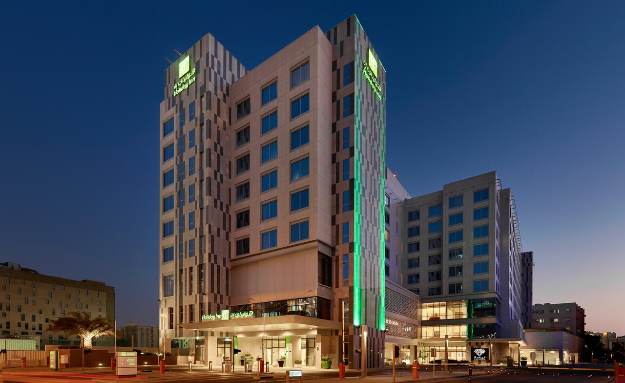 Holiday Inn – Doha – The Business Park