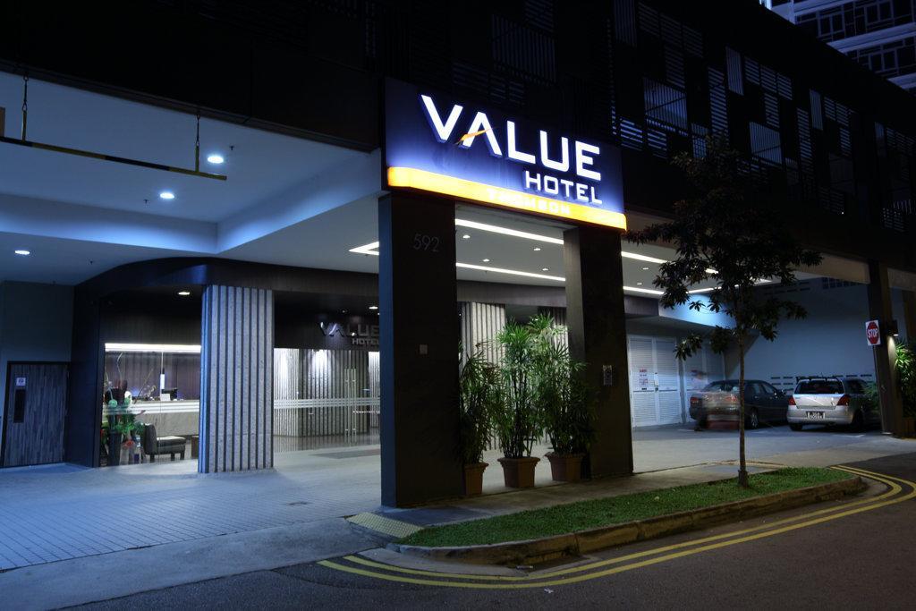 Value Hotel Singapore hotel