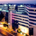 Crowne Plaza Deira hotel