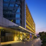 JW Marriott New Delhi hotel