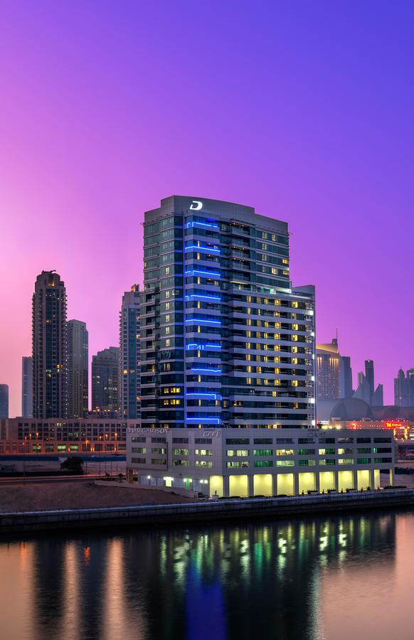 هتل داماک می زون کانال ویوز