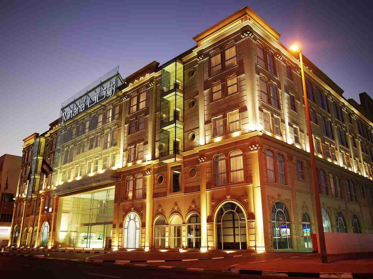 Villa Rotana hotel