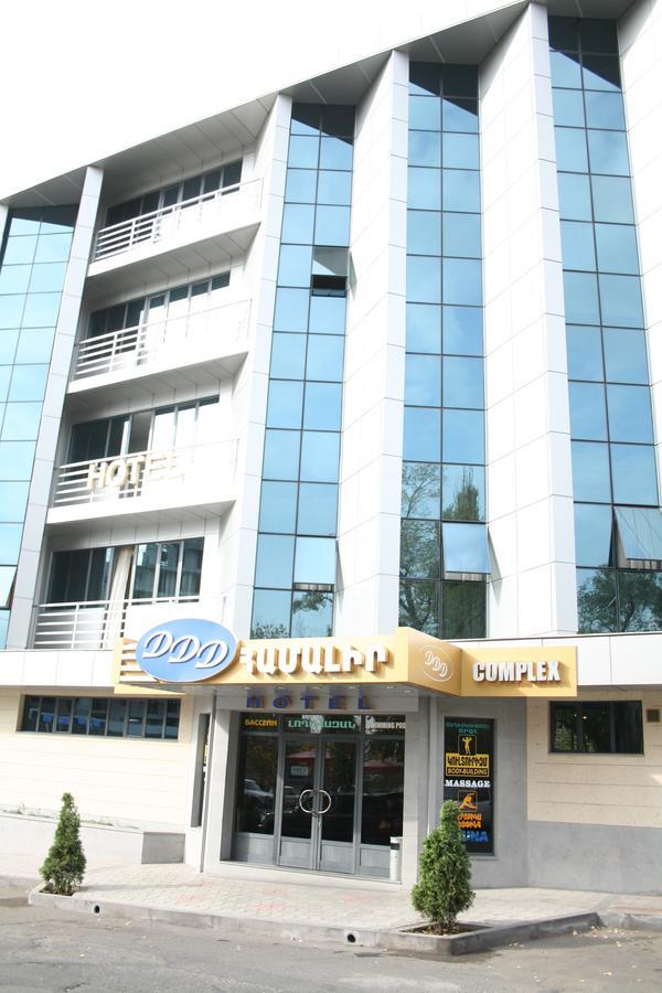 Ddd Armenia hotel