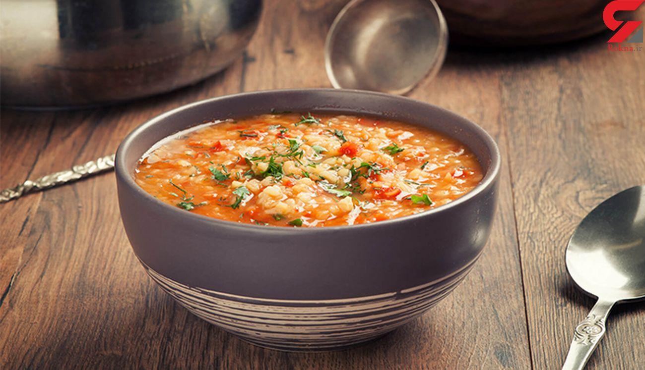 10 سوپ یا چوربای لذیذ ترکیه