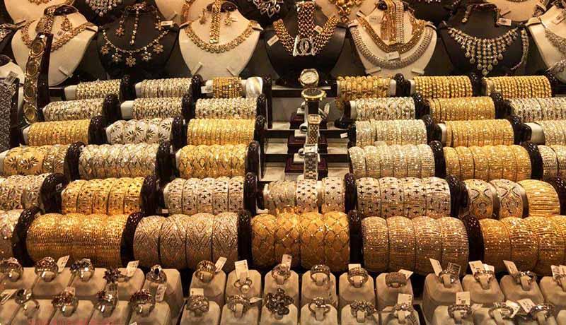 بازار طلای دیره دبی