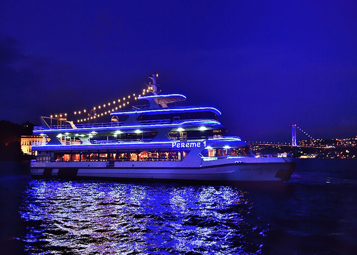 کشتی های کروز استانبول