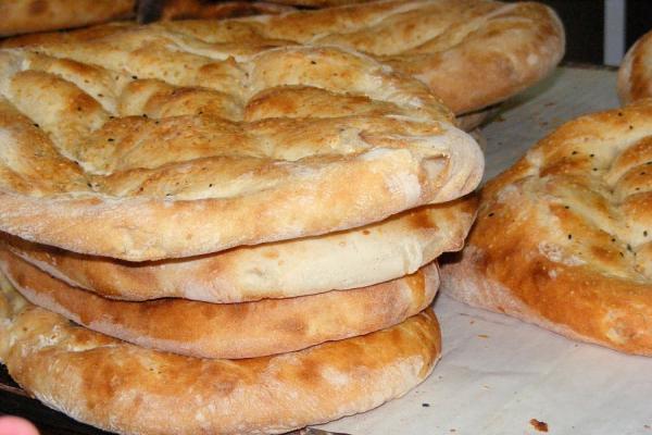 معروف ترین نان های ترکیه