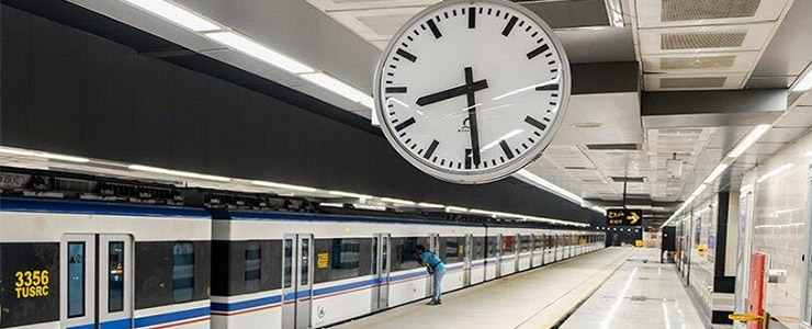 راهنمای کامل متروهای تهران