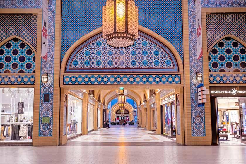 مرکز خرید ابن بطوطه دبی