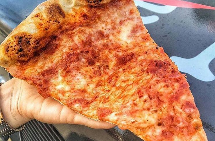 پنج خوراکی که باید در شهر نیویورک امتحان کنید!