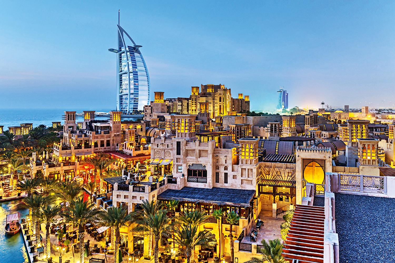 بهترین مکانها برای عکس های اینستاگرامی در دبی