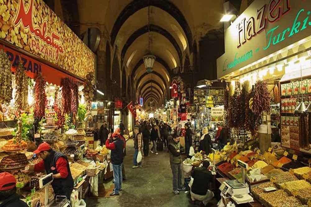 بازار ادویه استانبول | Spice Bazaar