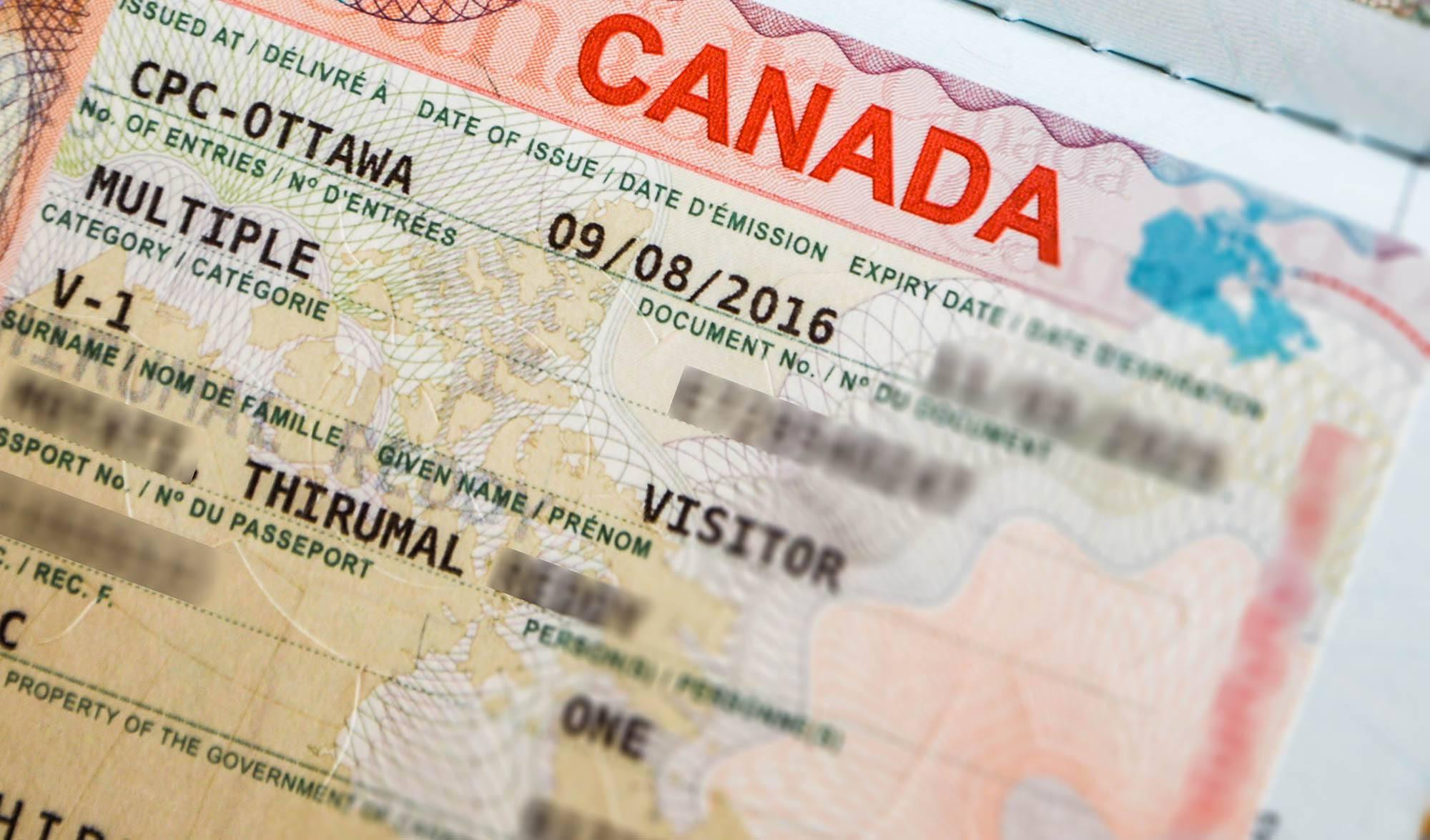سفر با ویزای کانادا به بیش از 20 کشور دنیا بدون نیاز به دریافت ویزا