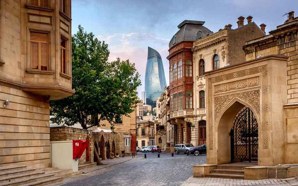 ایچری شهر در باکو | Icheri Sheher