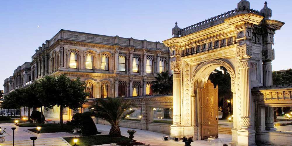 بهترین مکانهای  برگزاری  عروسی مجلل در شهر استانبول