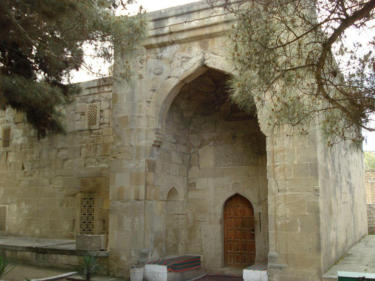 مسجد توبا شاخی