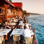 بهترین رستوران های غذای دریایی در استانبول