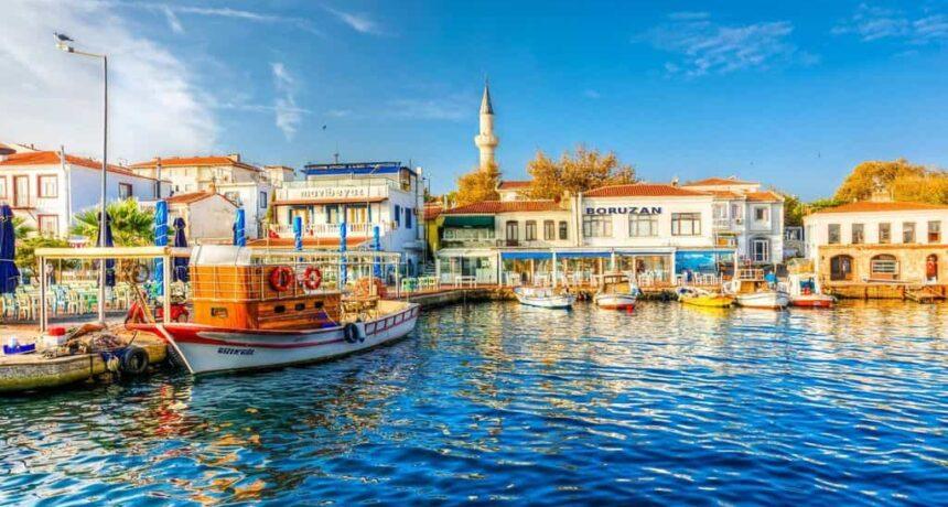 زیباترین جزایر ترکیه : ۶ جزیره رویایی با طبیعتی بیمانند