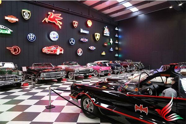 بزرگترین موزه خودرو ترکیه: موزه کِی (Key Museum)