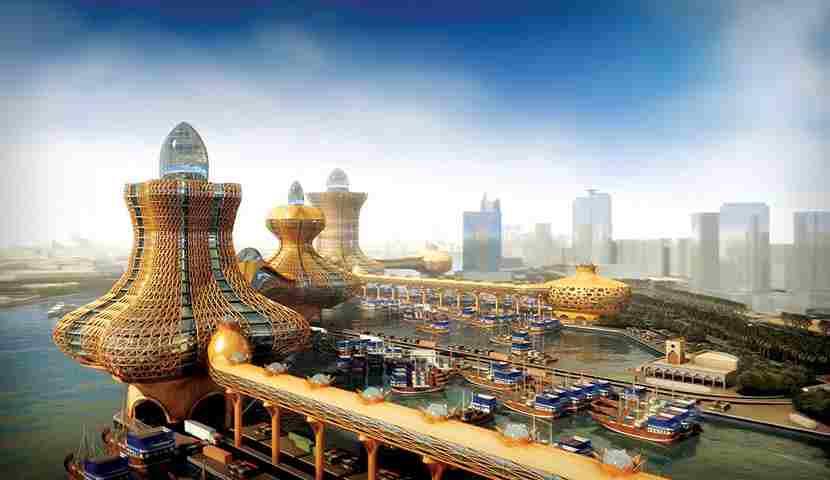شهر علاالدین دبی