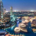 آبنمای موزیکال دبی