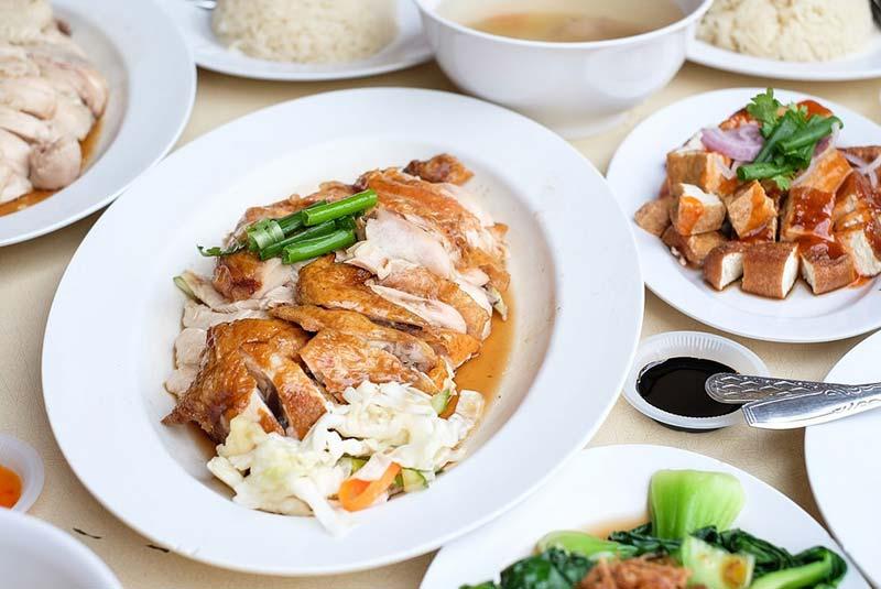 بهترین غذاهای خیابانی سنگاپور