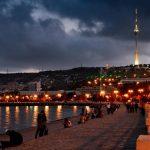 چگونه در ۲۴ ساعت از باکو دیدن کنیم؟