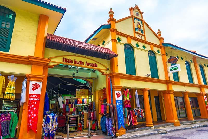 ۵ بازار ارزان و دیدنی سنگاپور