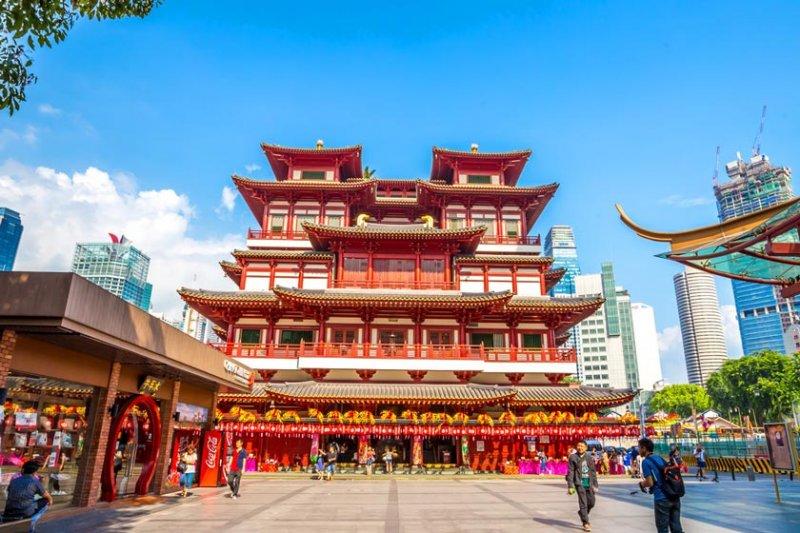 محلهی چینیها سنگاپور