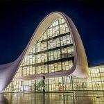 مدرنترین معماریهای جهان  در باکو