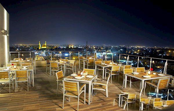 رستوران النخیل