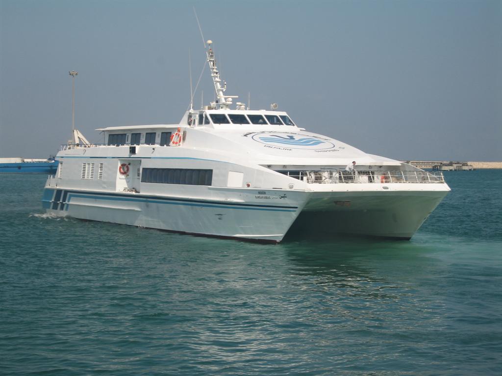 راهنمای سفر با کشتی به دبی