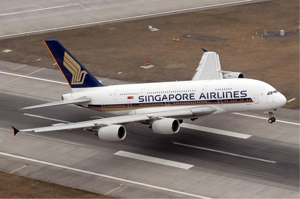 سنگاپور ایرلاینز، بهترین هواپیمایی جهان