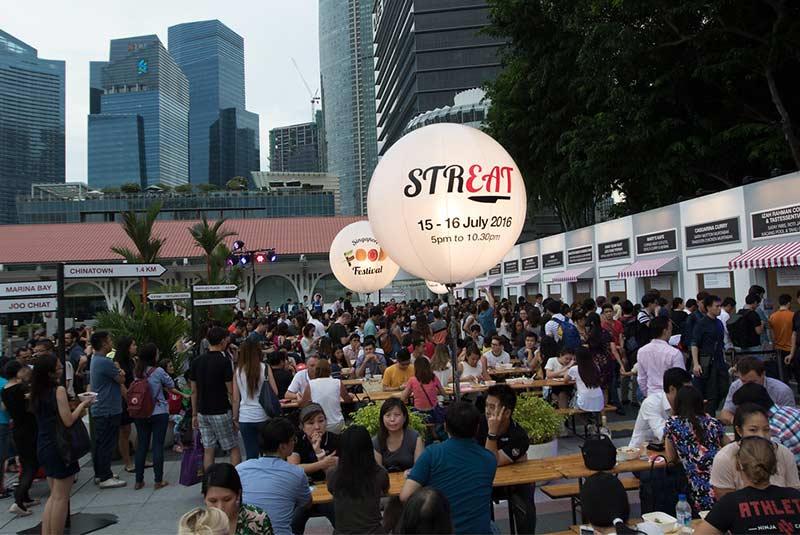 بی نظیرترین رویدادها را در فستیوال های سنگاپور