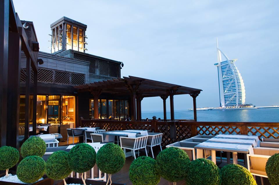 15 رستوران فوق العاده رمانتیک در دبی