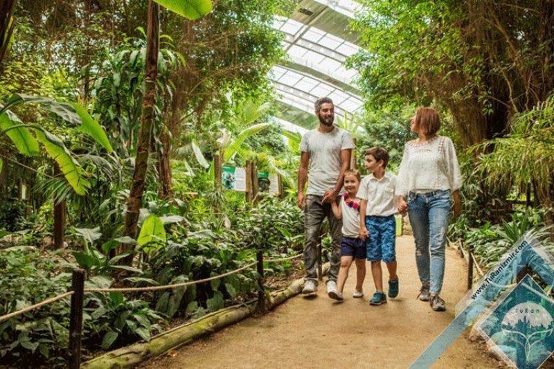 پارک حیات وحش ازمیر