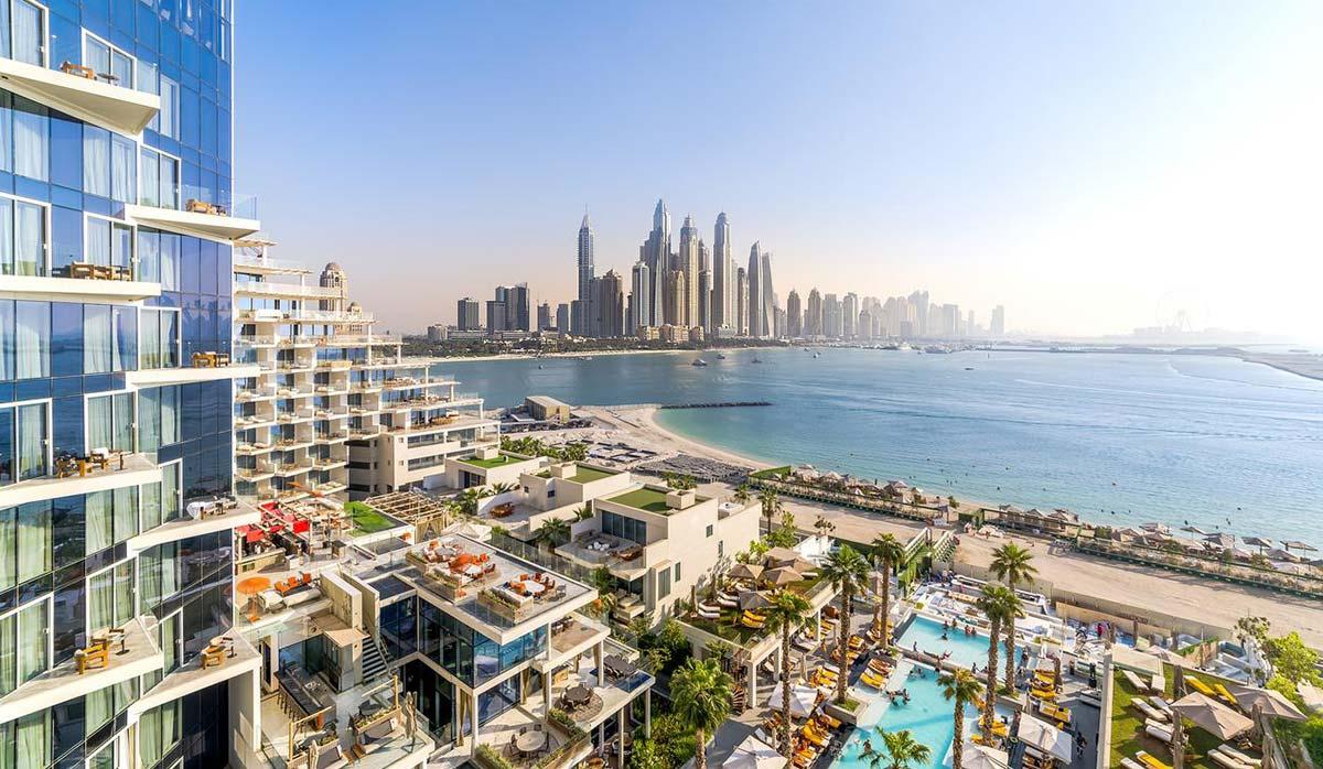 در لوکسترین مناطق دبی چه میگذرد؟