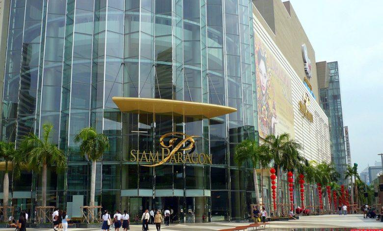 مرکز خرید پاراگون سنگاپور