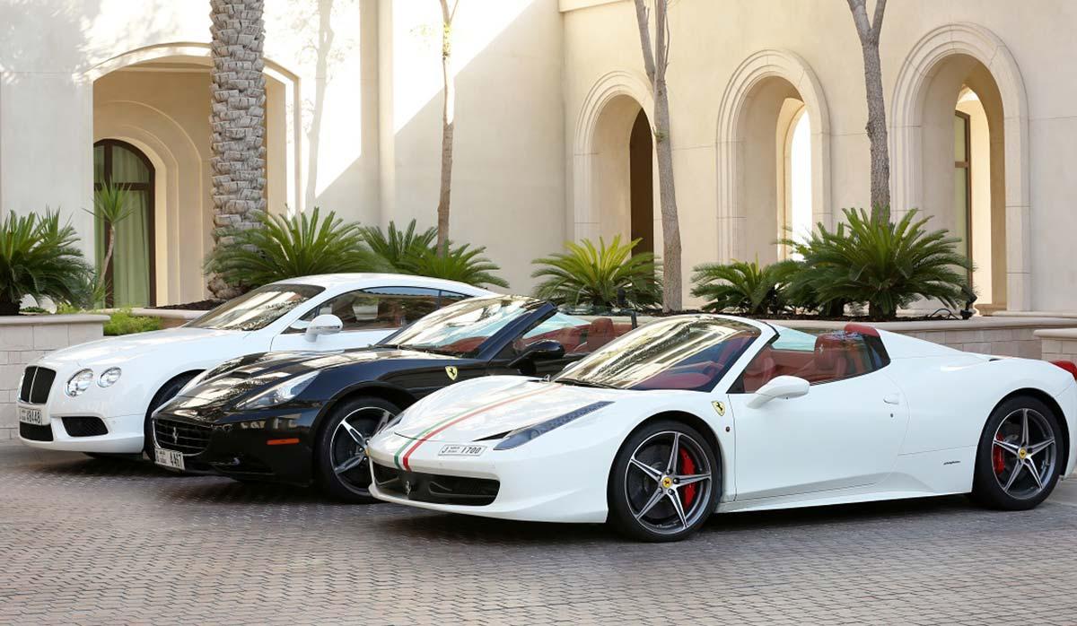 مراحل اجاره ماشین در دبی
