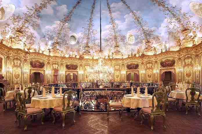 رستوران های حلال در مسکو