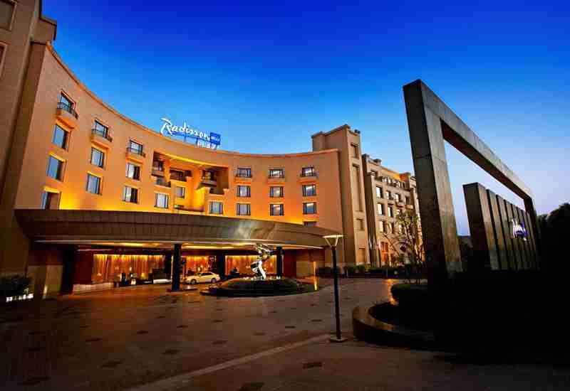 هترین هتل های ۵ ستاره دهلی در هند