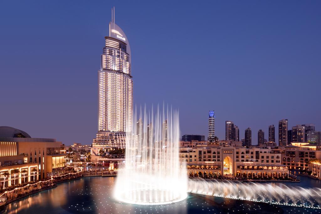 معروف ترین خیابان های دبی