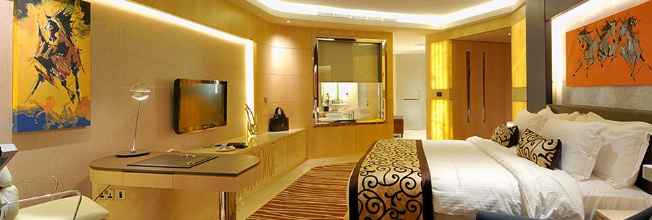هتلهای محله رقه دبی